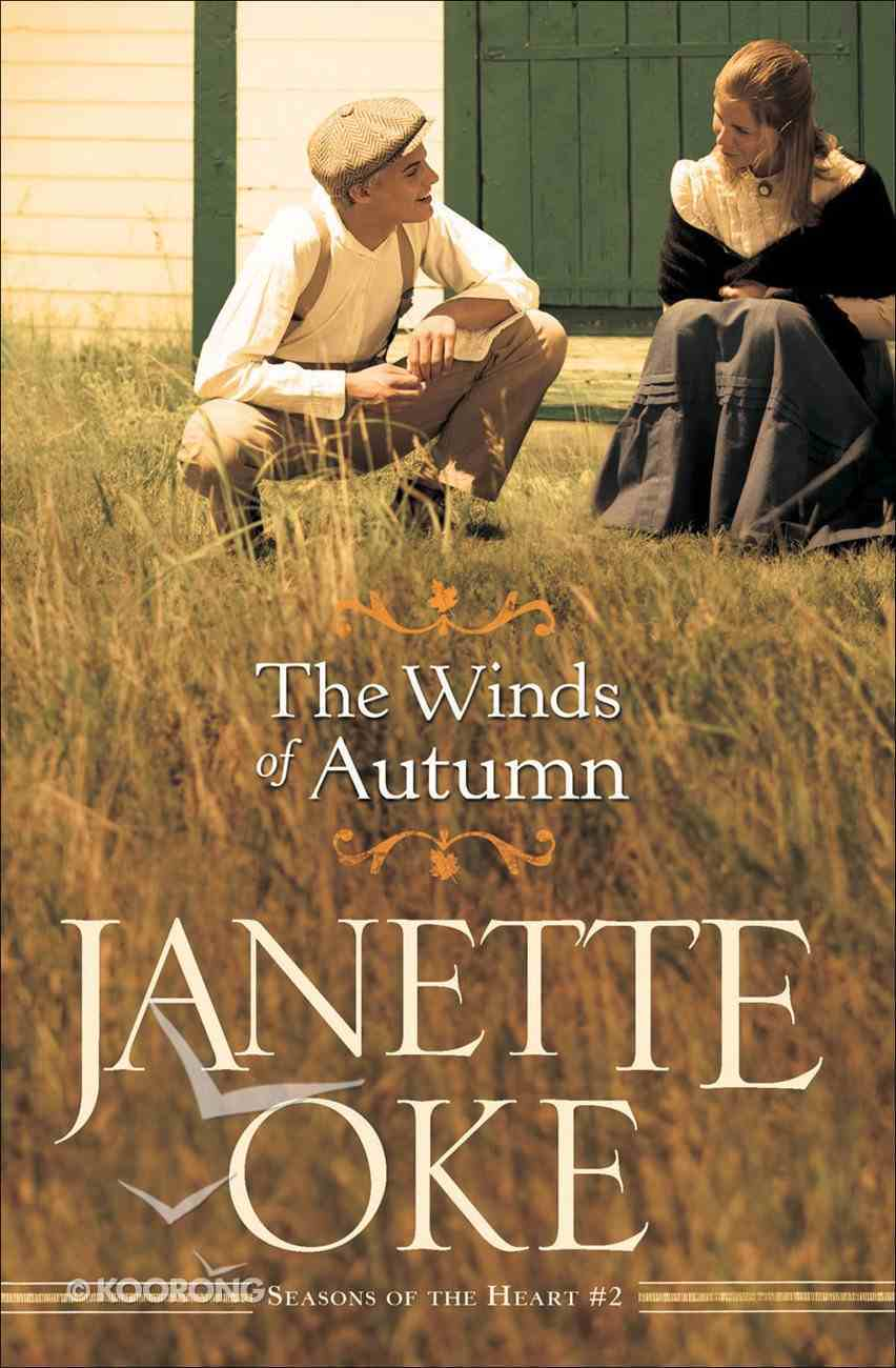 The Winds of Autumn (Large Print) (#02 in Seasons Of The Heart Series) Paperback