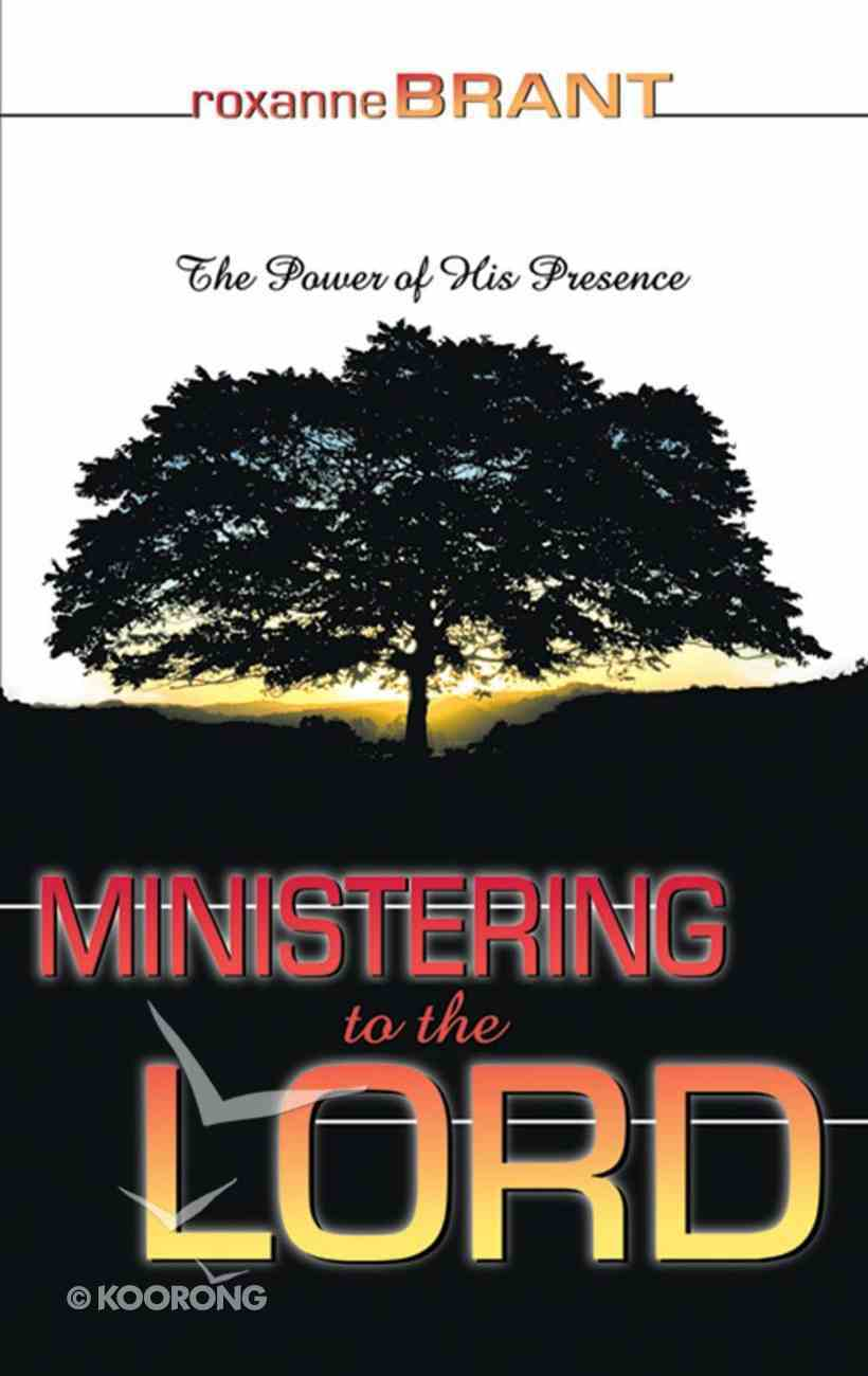 Ministering to the Lord Mass Market