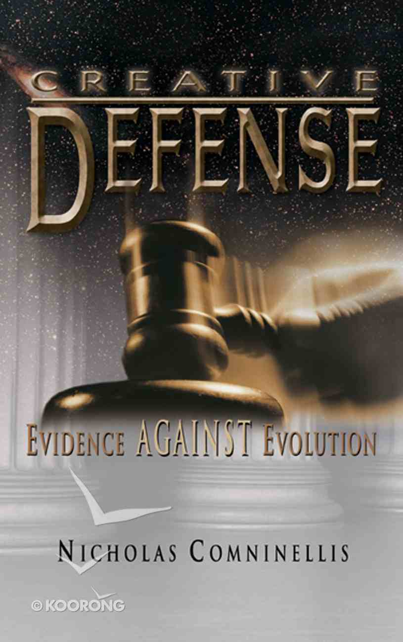 Creative Defense Paperback