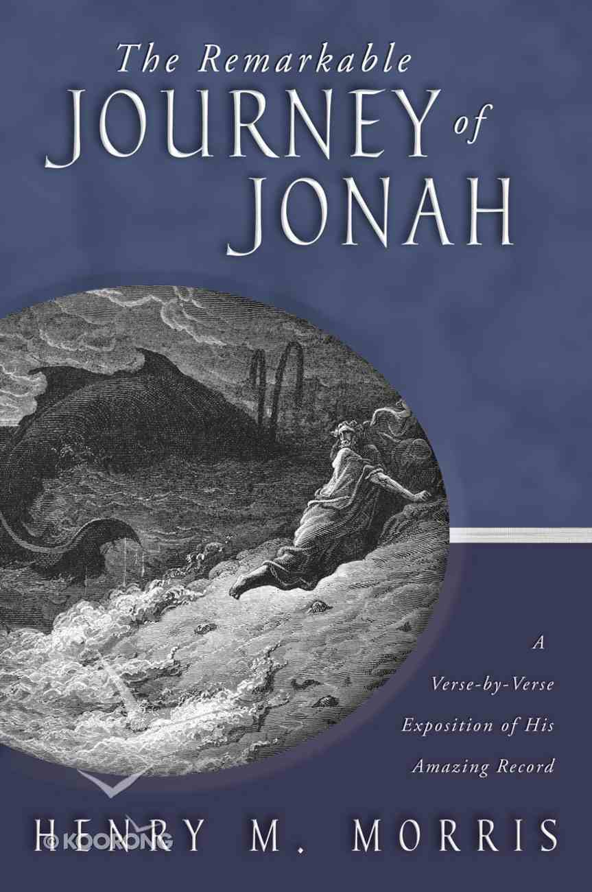 The Remarkable Journey of Jonah Paperback