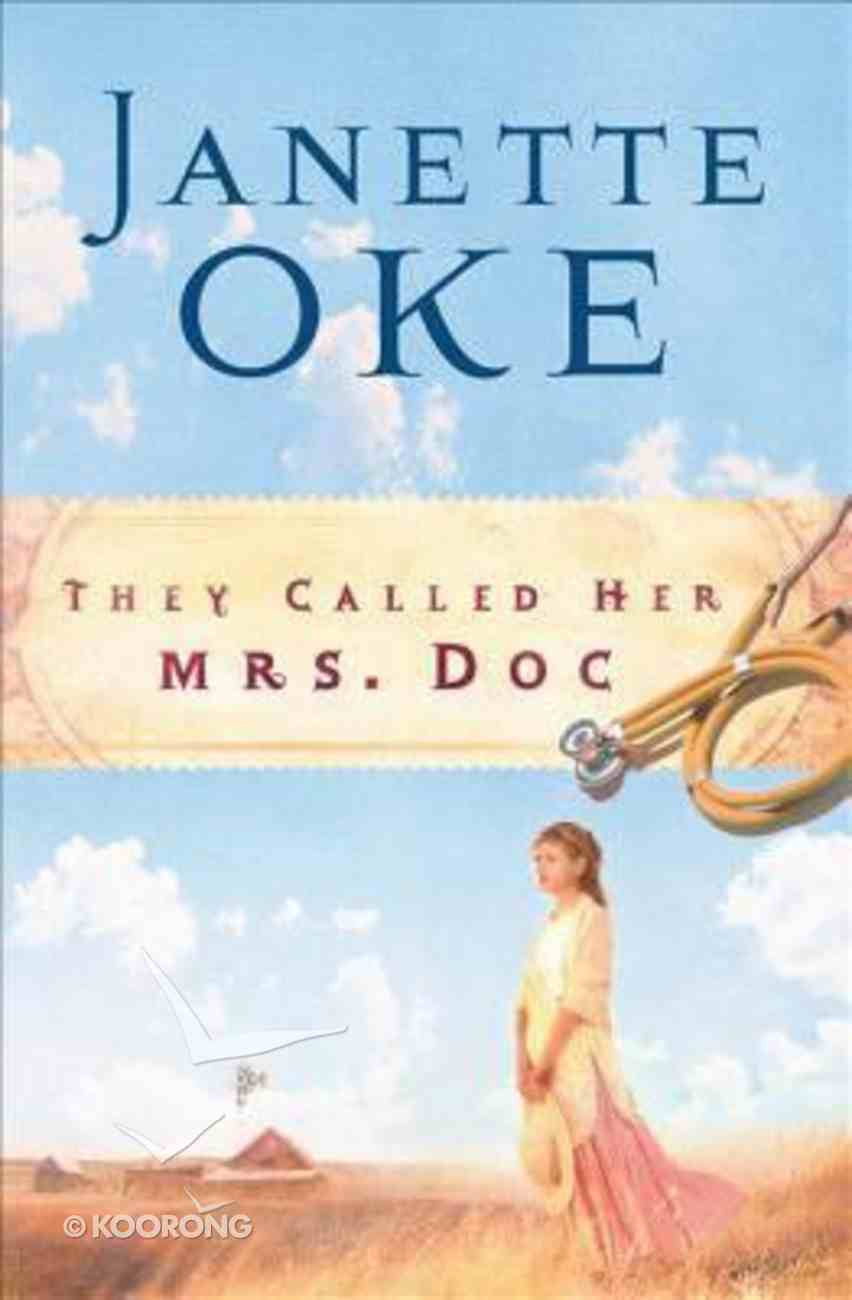 They Call Her Mrs Doc (Large Print) Paperback