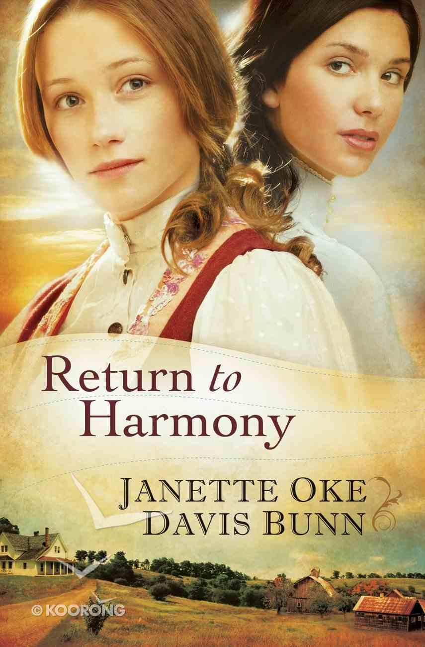 Return to Harmony (Large Print) Paperback