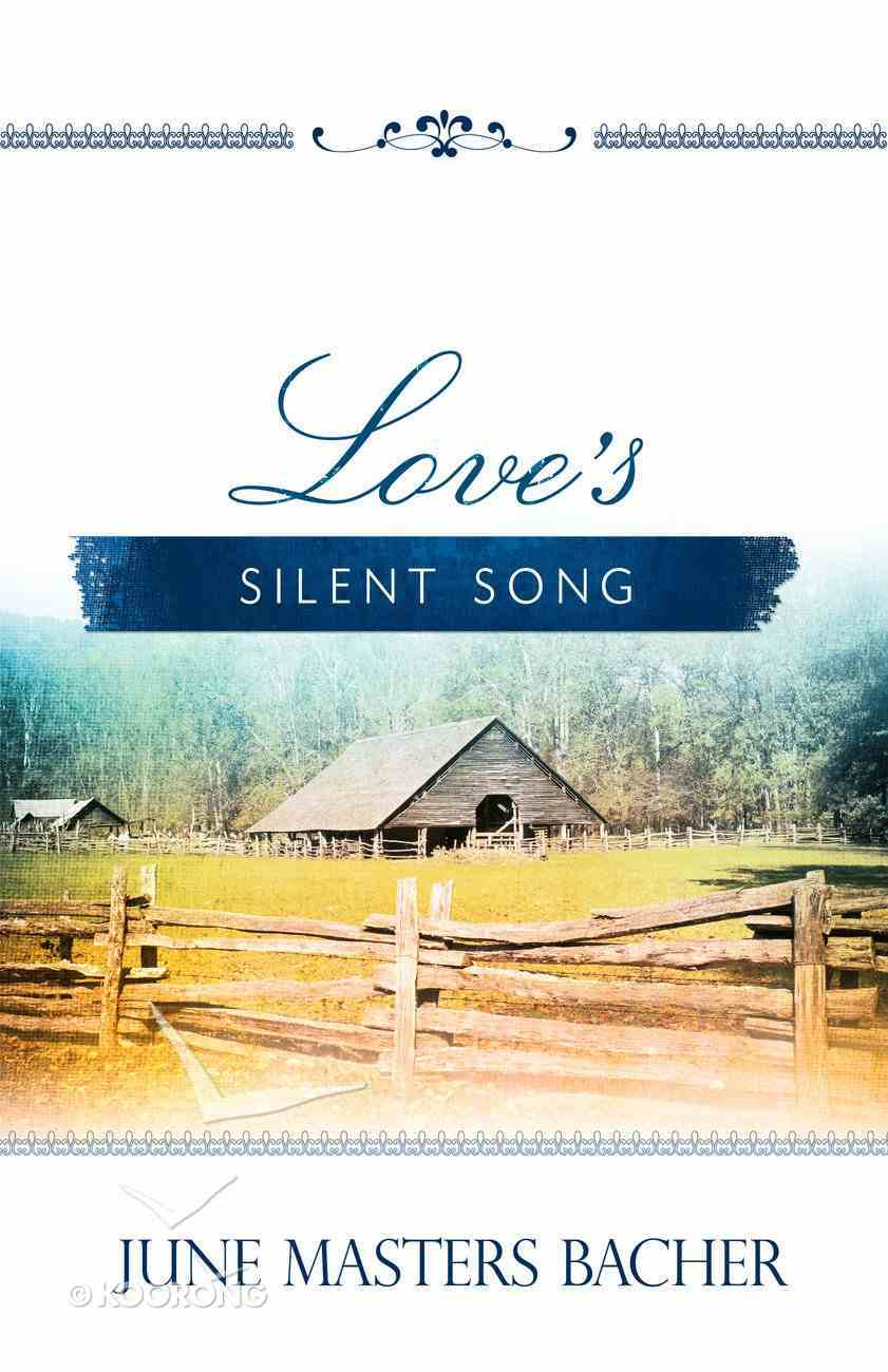 Love's Silent Song (#02 in June Masters Bacher Series) Paperback