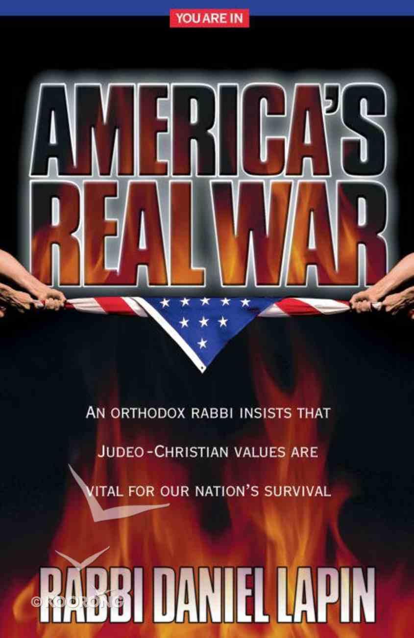 America's Real War Hardback
