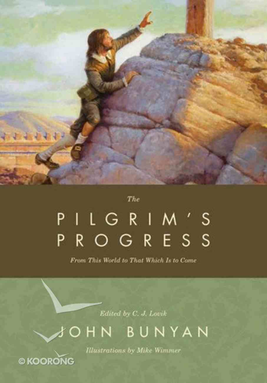 Pilgrim's Progress (With Cd-rom) Paperback