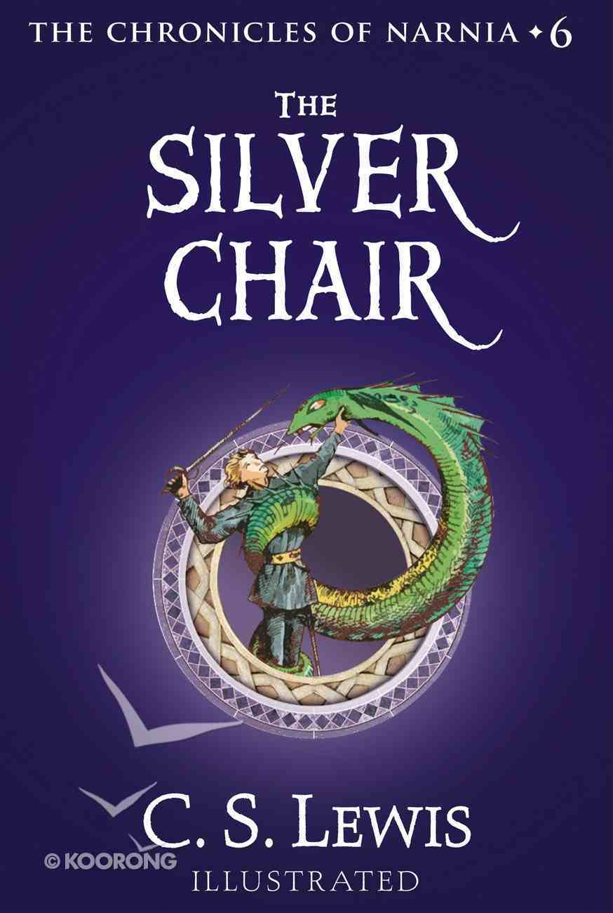 The Narnia #06: Silver Chair (#06 in Chronicles Of Narnia Series) Paperback