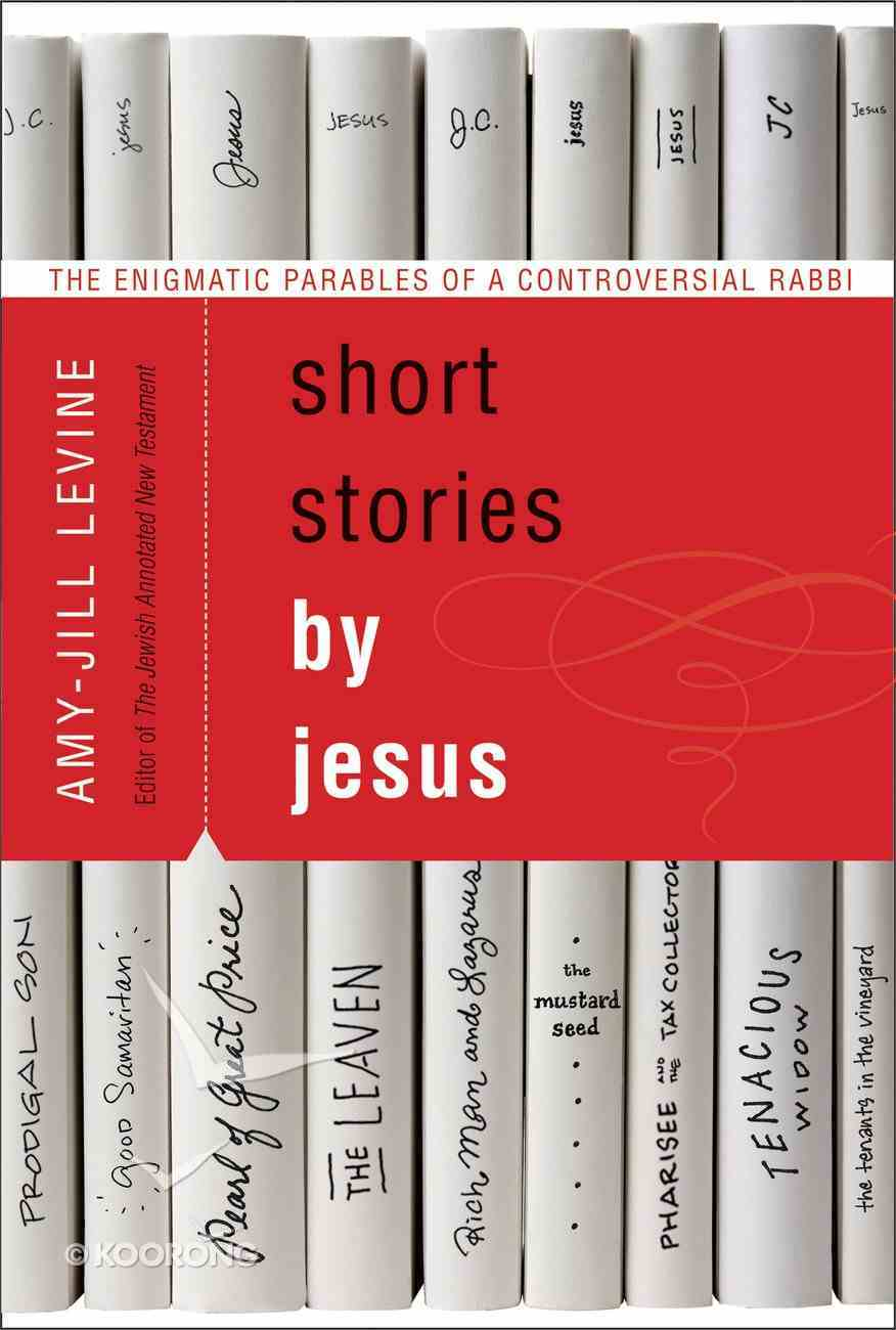 Short Stories By Jesus Hardback