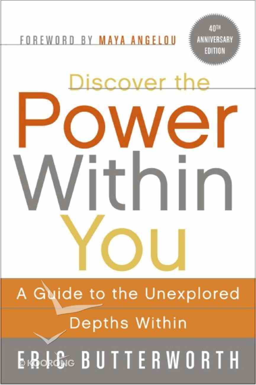 Discover the Power Within You Paperback