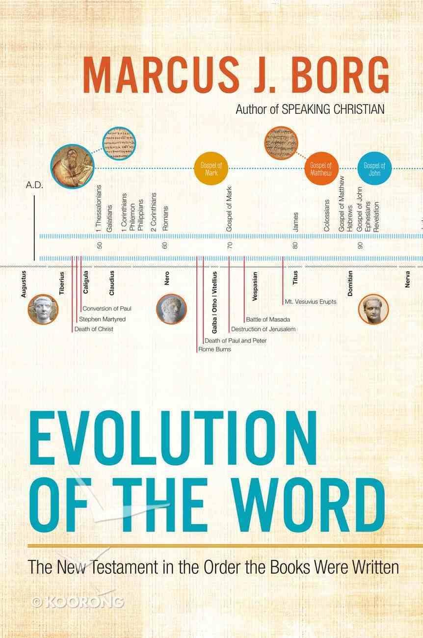 Evolution of the Word Hardback