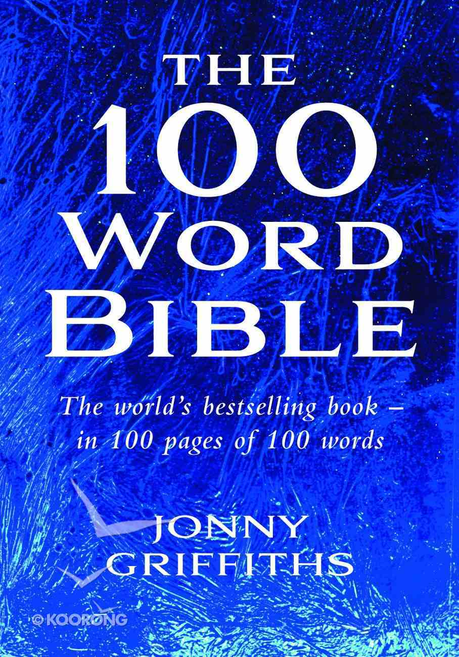 The 100-Word Bible Paperback