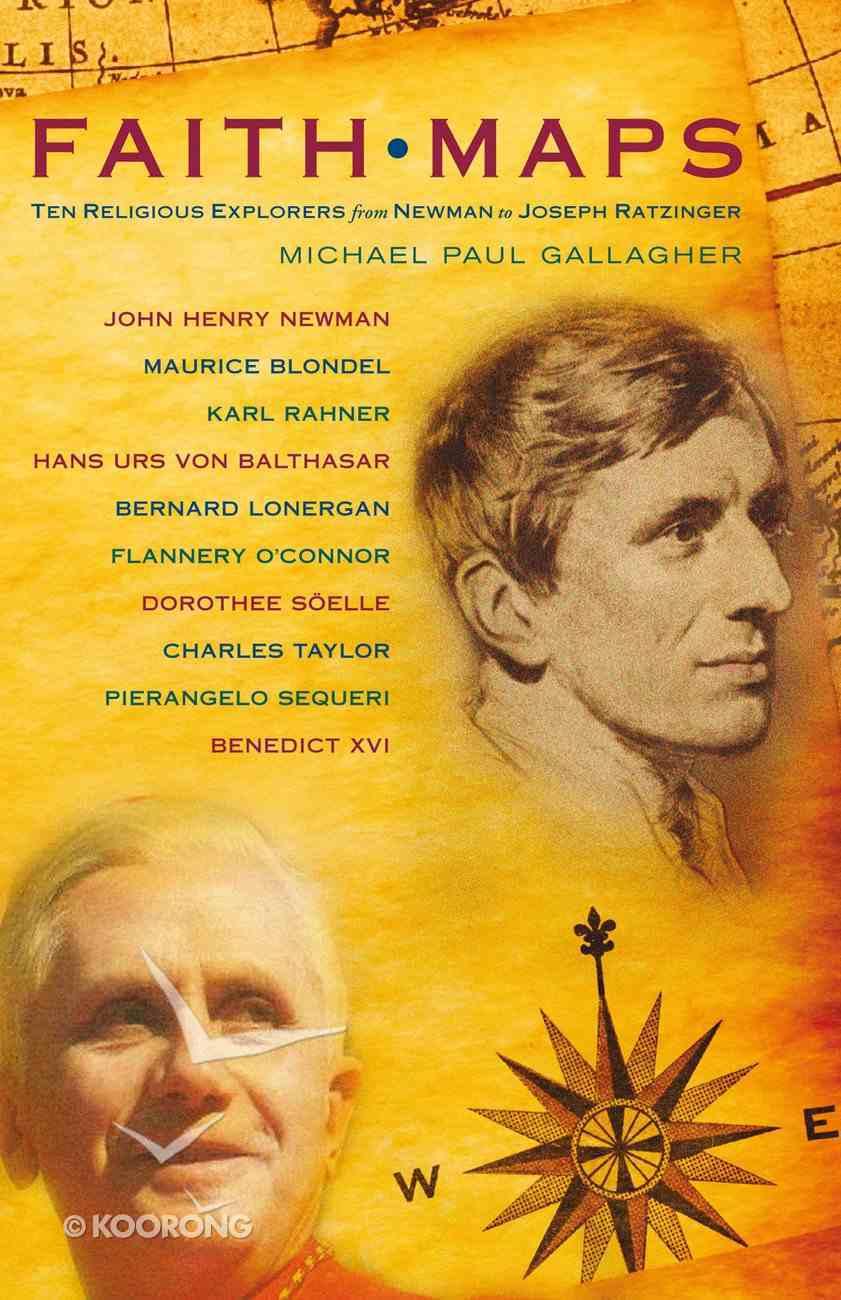 Faith Maps Paperback