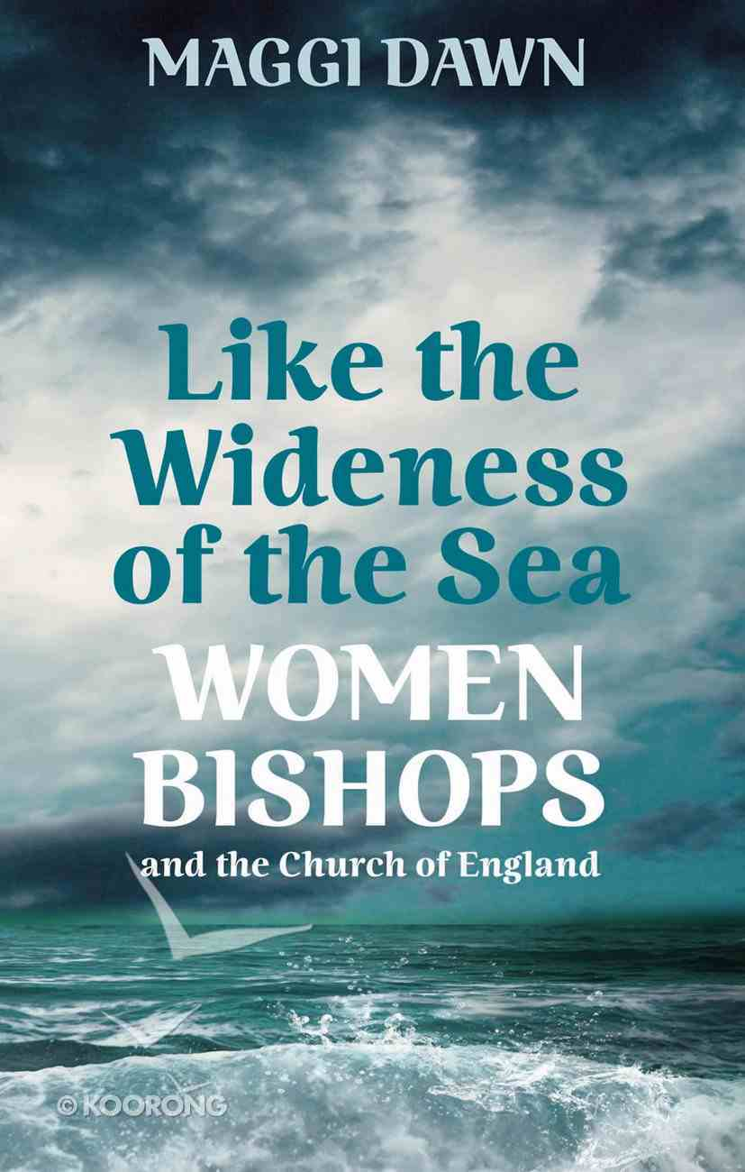 Like the Wideness of the Sea Paperback