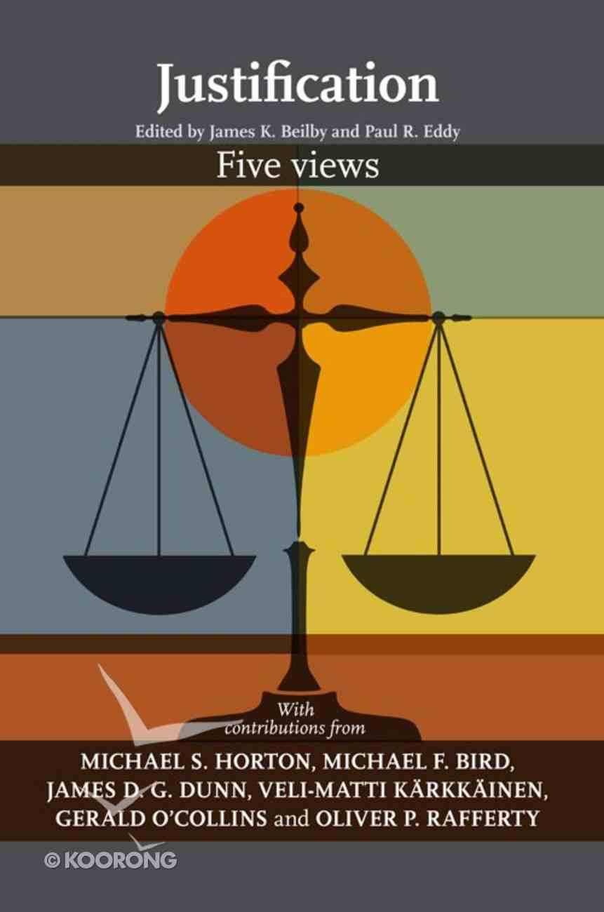Justification: Five Views (Spectrum Multiview Series) eBook