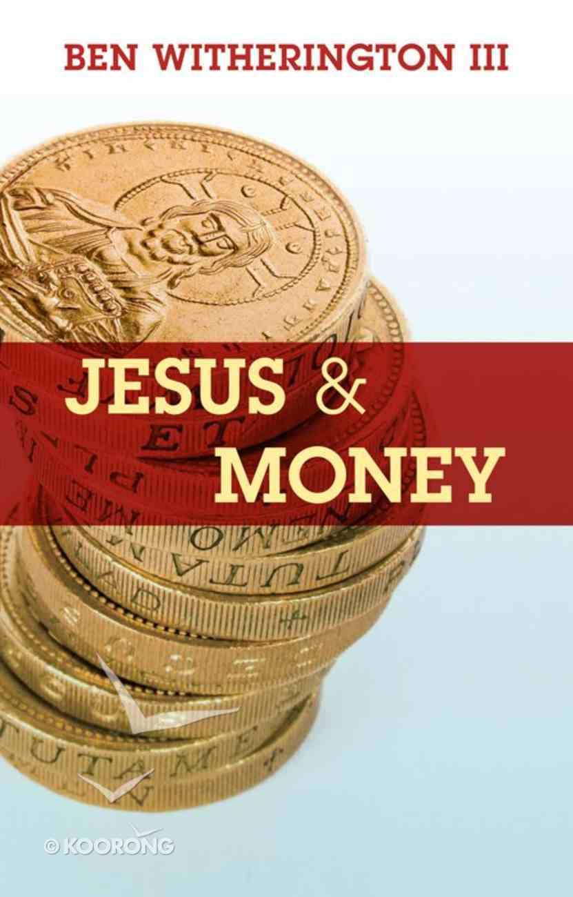Jesus and Money eBook