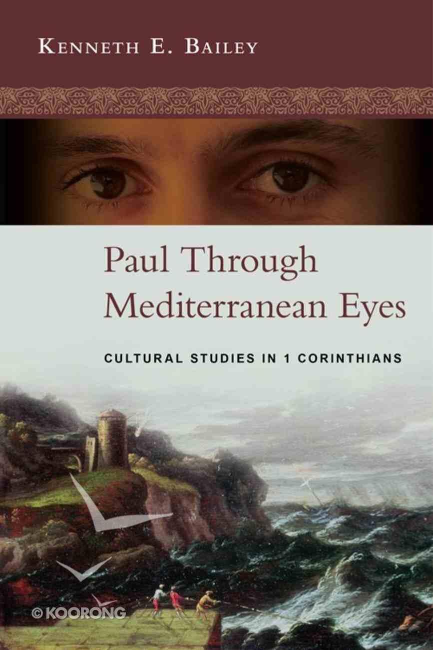 Paul Through Mediterranean Eyes eBook