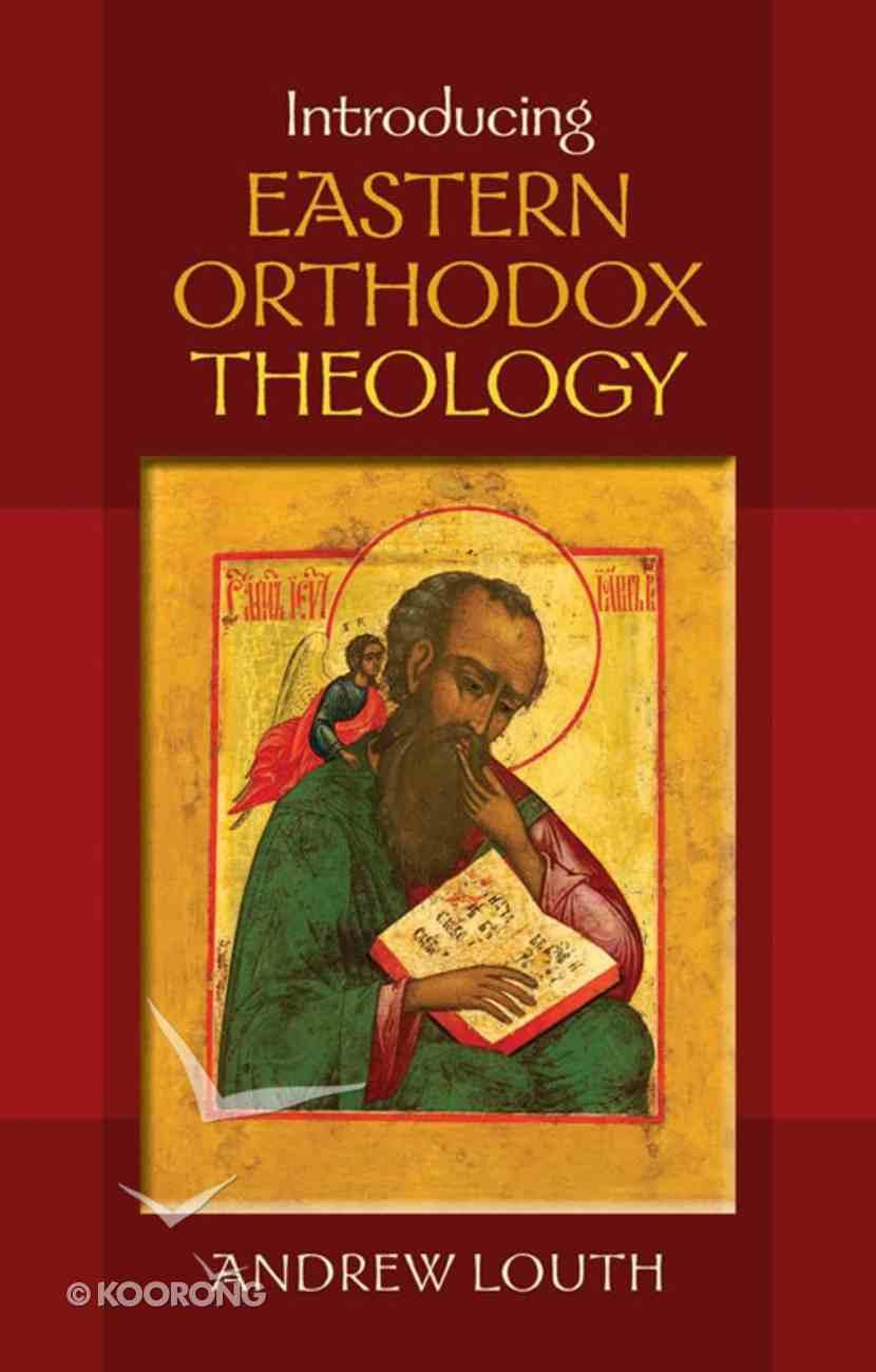 Introducing Eastern Orthodox Theology eBook