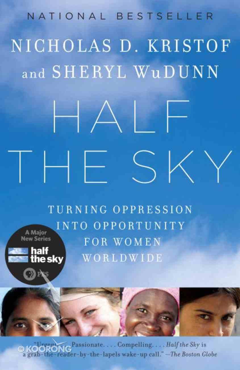 Half the Sky Paperback