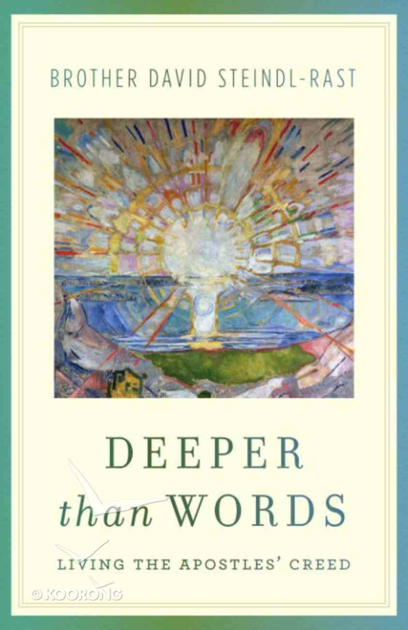 Deeper Than Words Paperback