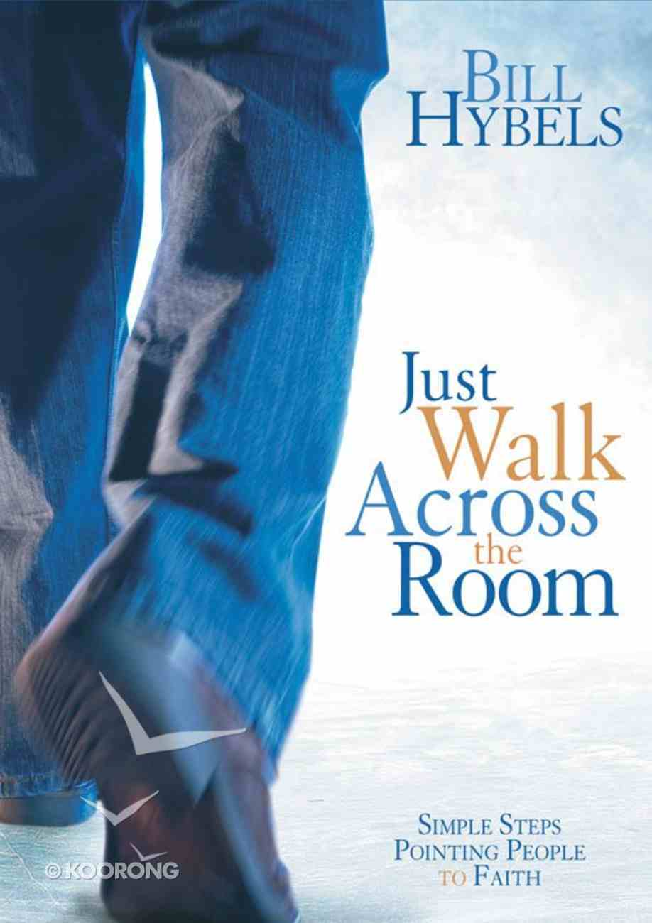 Just Walk Across the Room (12 Pack) Paperback