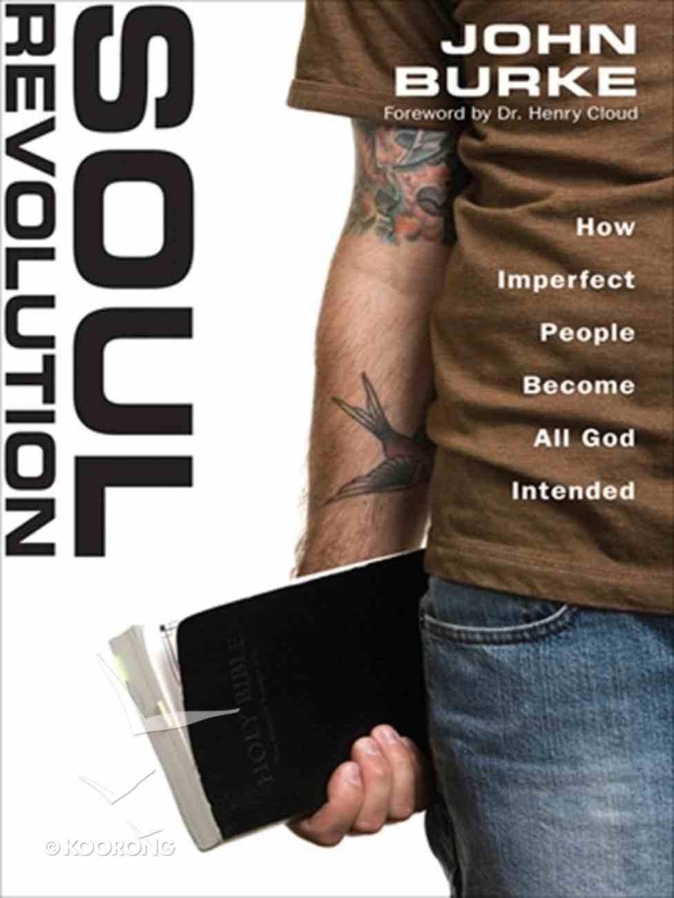 Soul Revolution eBook