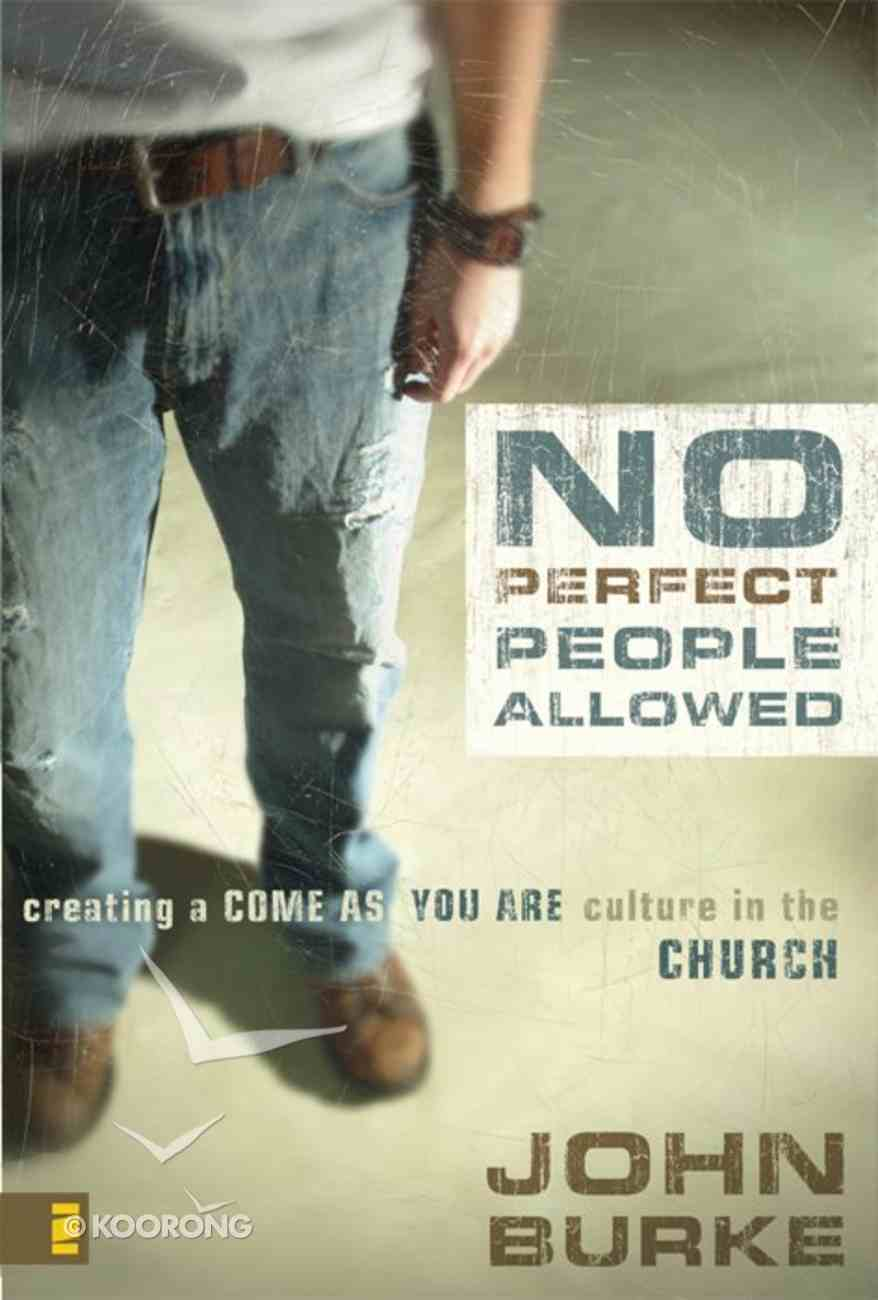 No Perfect People Allowed eBook
