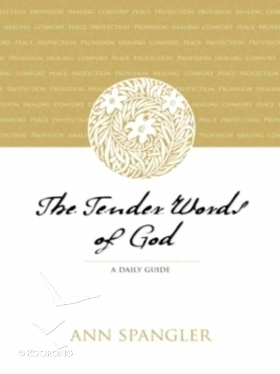 The Tender Words of God eBook