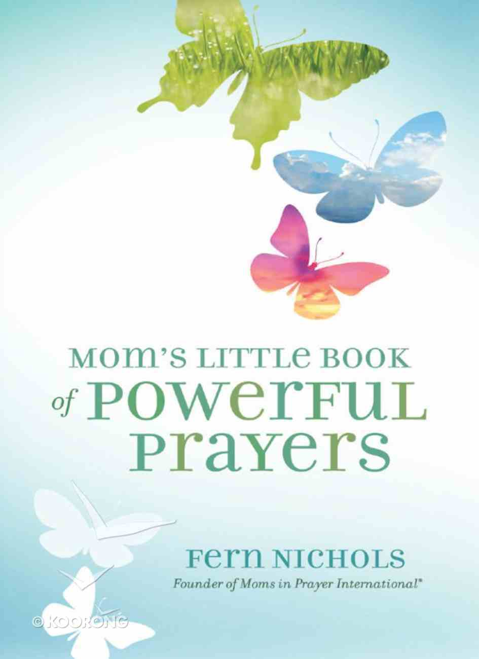 Mom's Little Book of Powerful Prayers eBook
