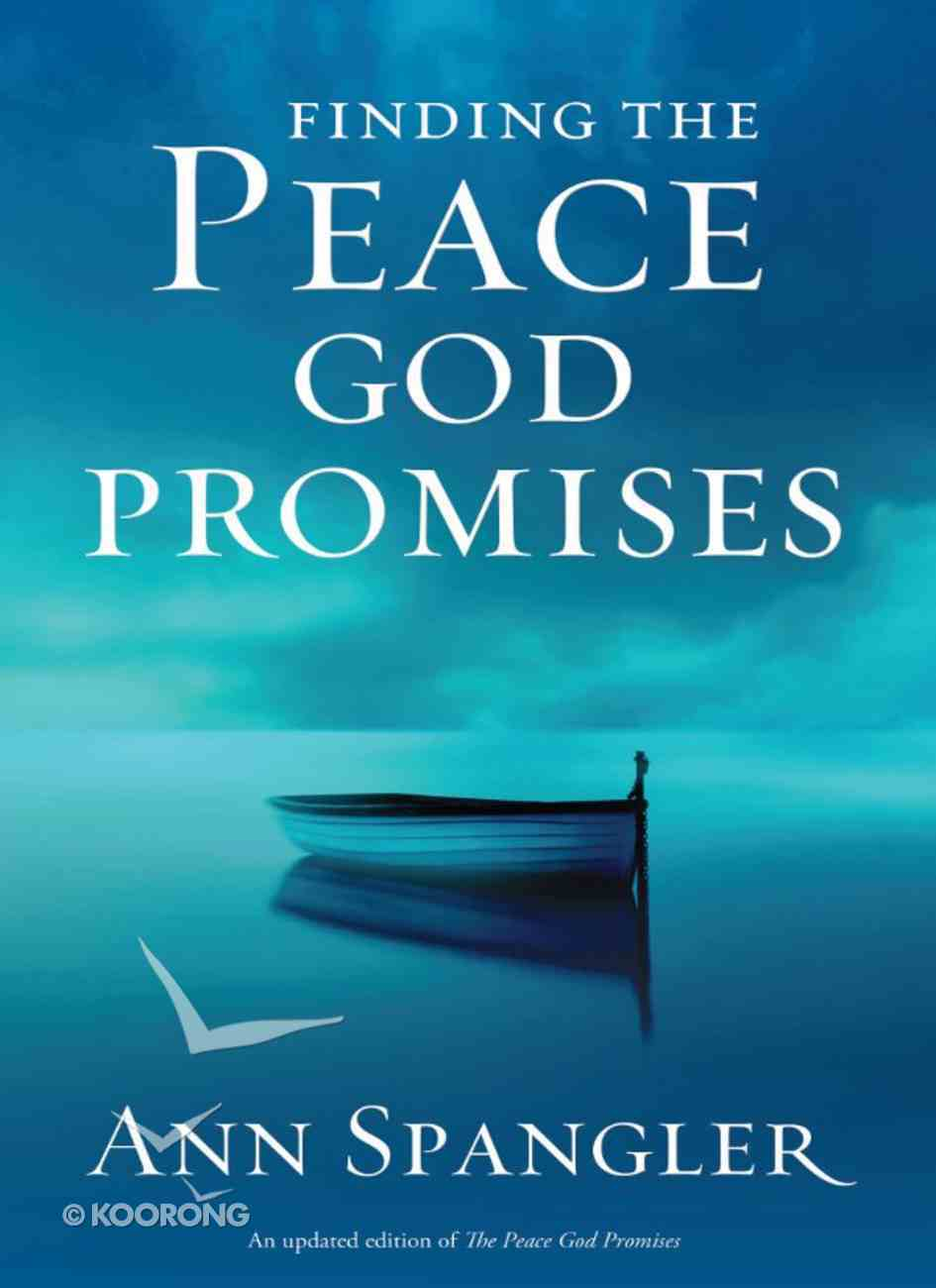 Finding the Peace God Promises (101 Questions About The Bible Kingstone Comics Series) eBook