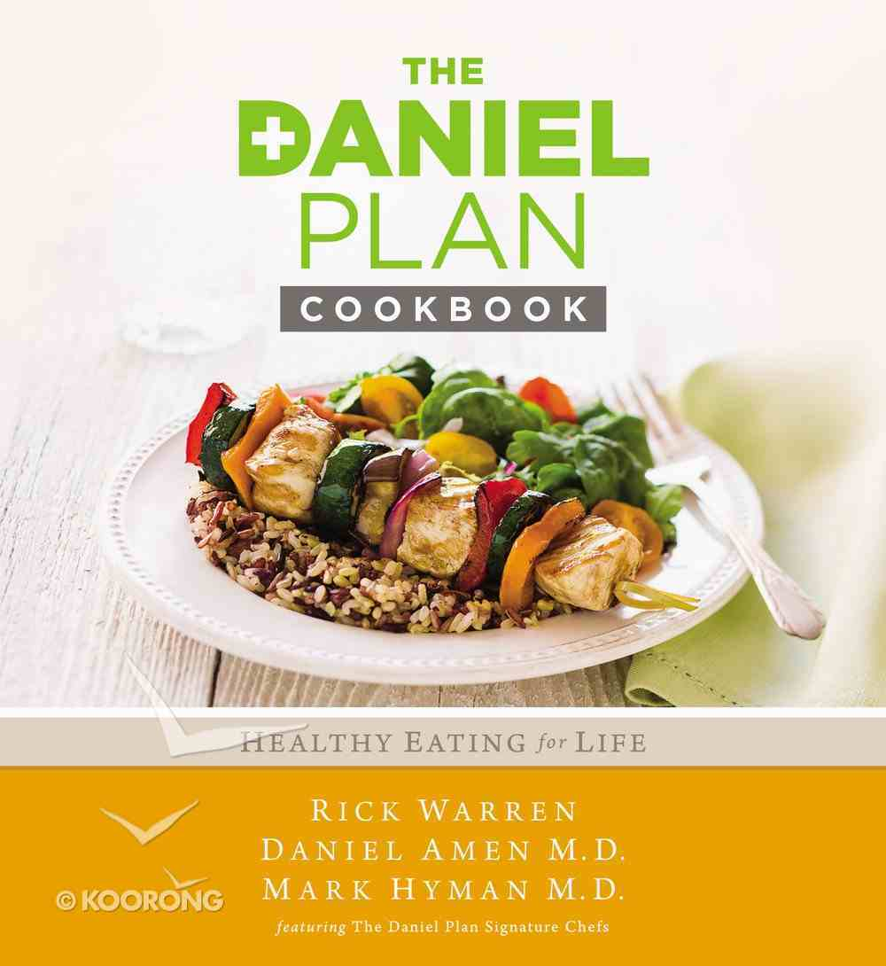 The Daniel Plan Cookbook eBook
