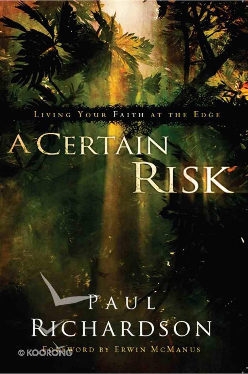 A Certain Risk eBook