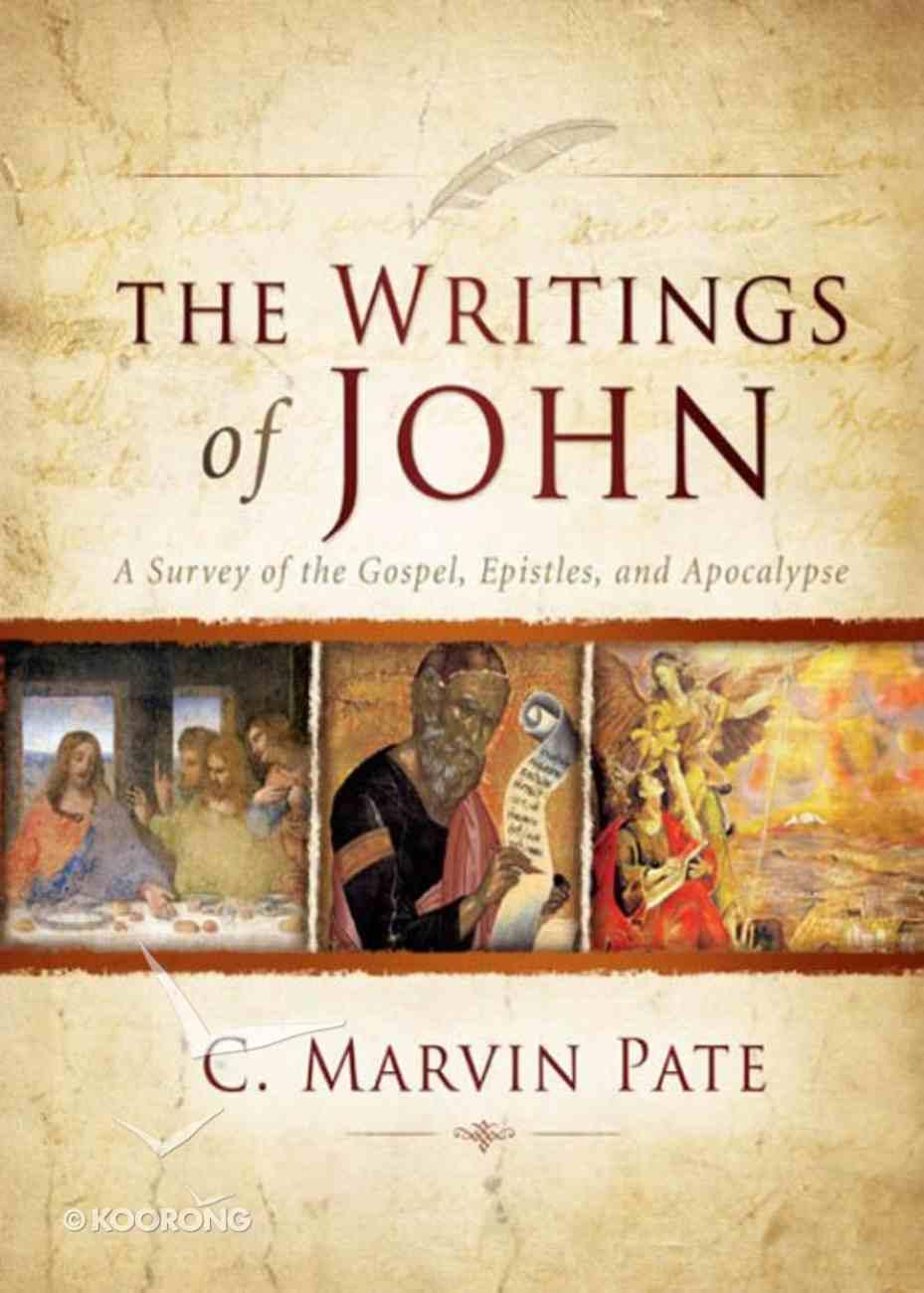 Writings of John eBook