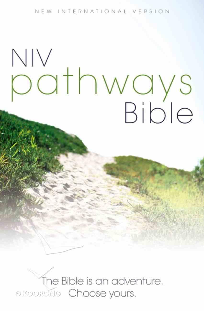 NIV Pathways Bible Chocolate/Charcoal Duo-Tone eBook