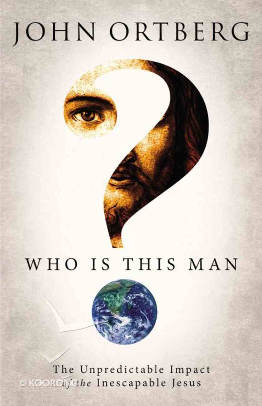 Who is This Man? eBook