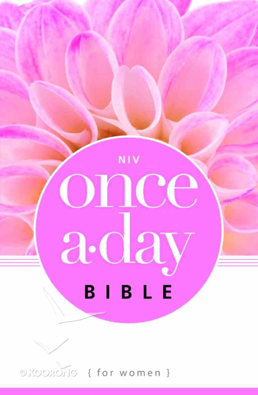NIV Once-A-Day Bible For Women eBook