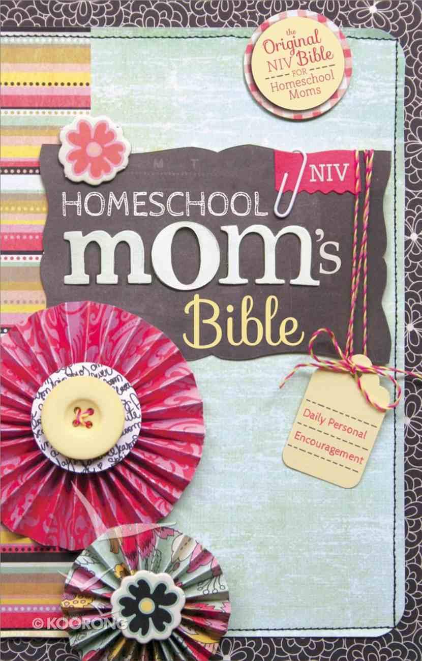 NIV Homeschool Mom's Bible eBook