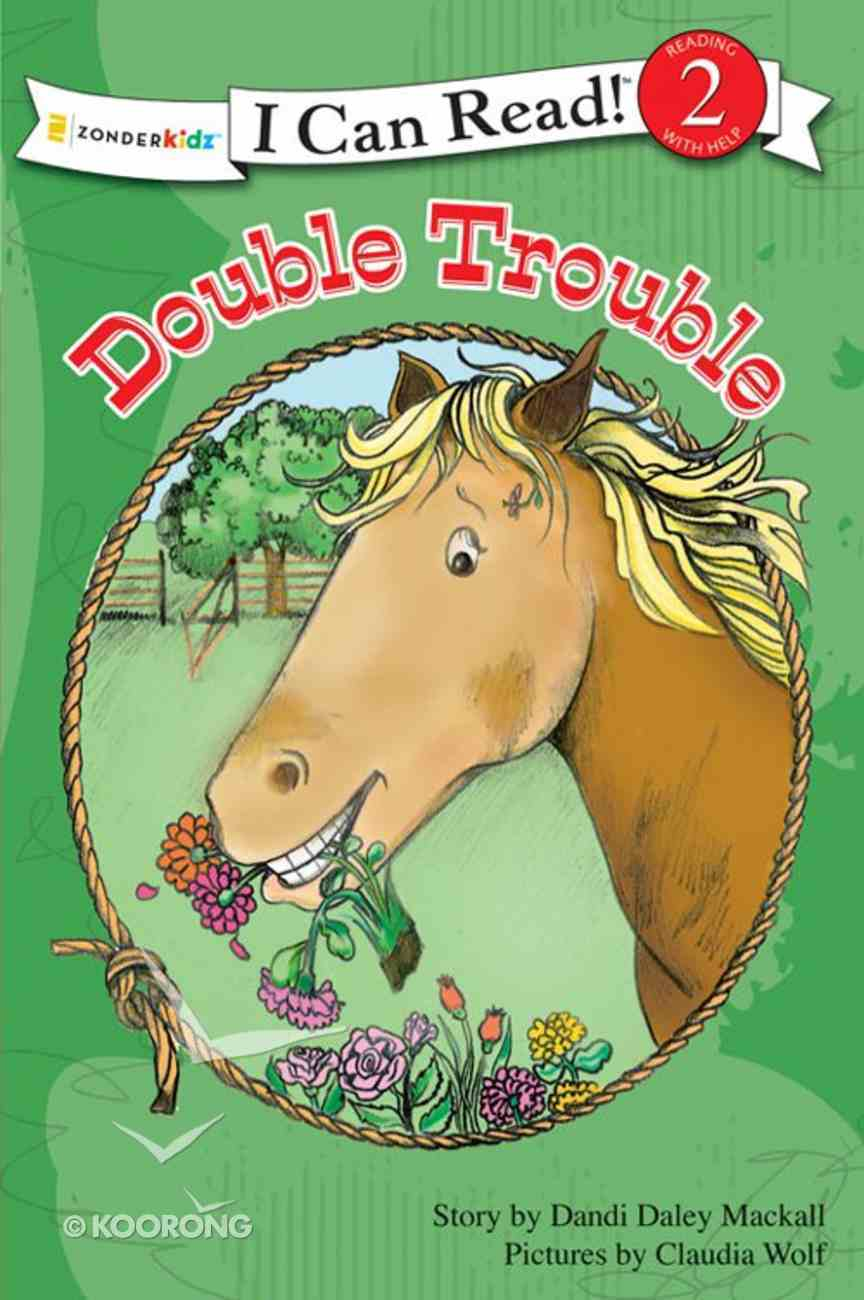 Double Trouble (I Can Read!2/horse Named Bob Series) eBook