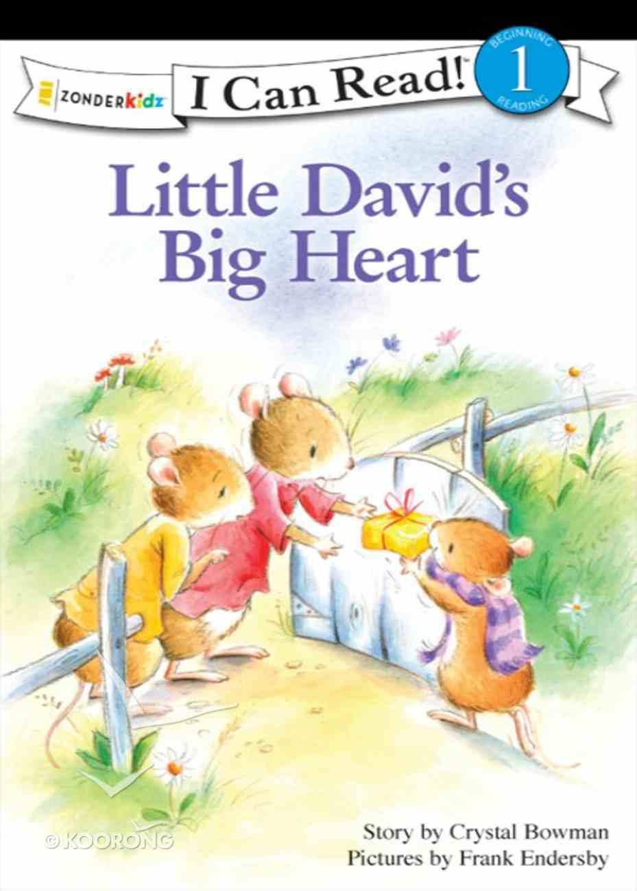 Little David's Big Heart (I Can Read!1/little David Series) eBook