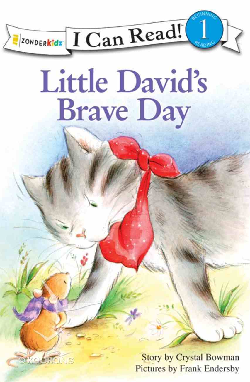 Little David's Brave Day (I Can Read!1/little David Series) eBook