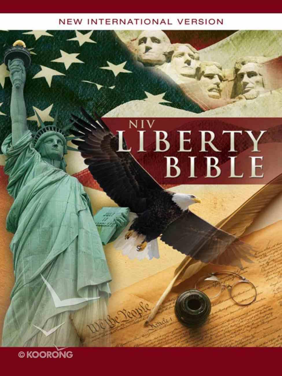 The NIV Liberty Bible (1984) eBook
