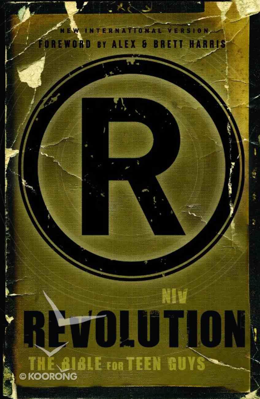 NIV Revolution Bible eBook