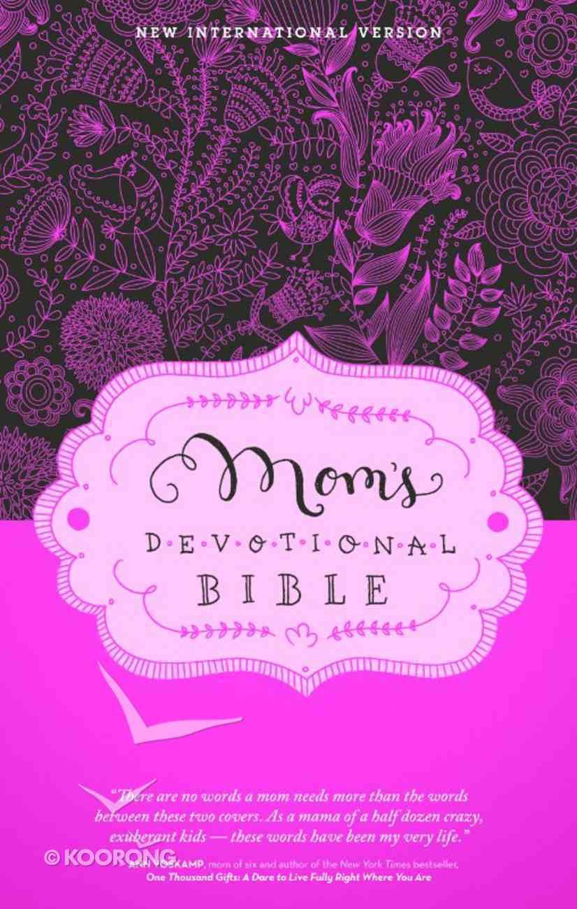 NIV Mom's Devotional Bible eBook