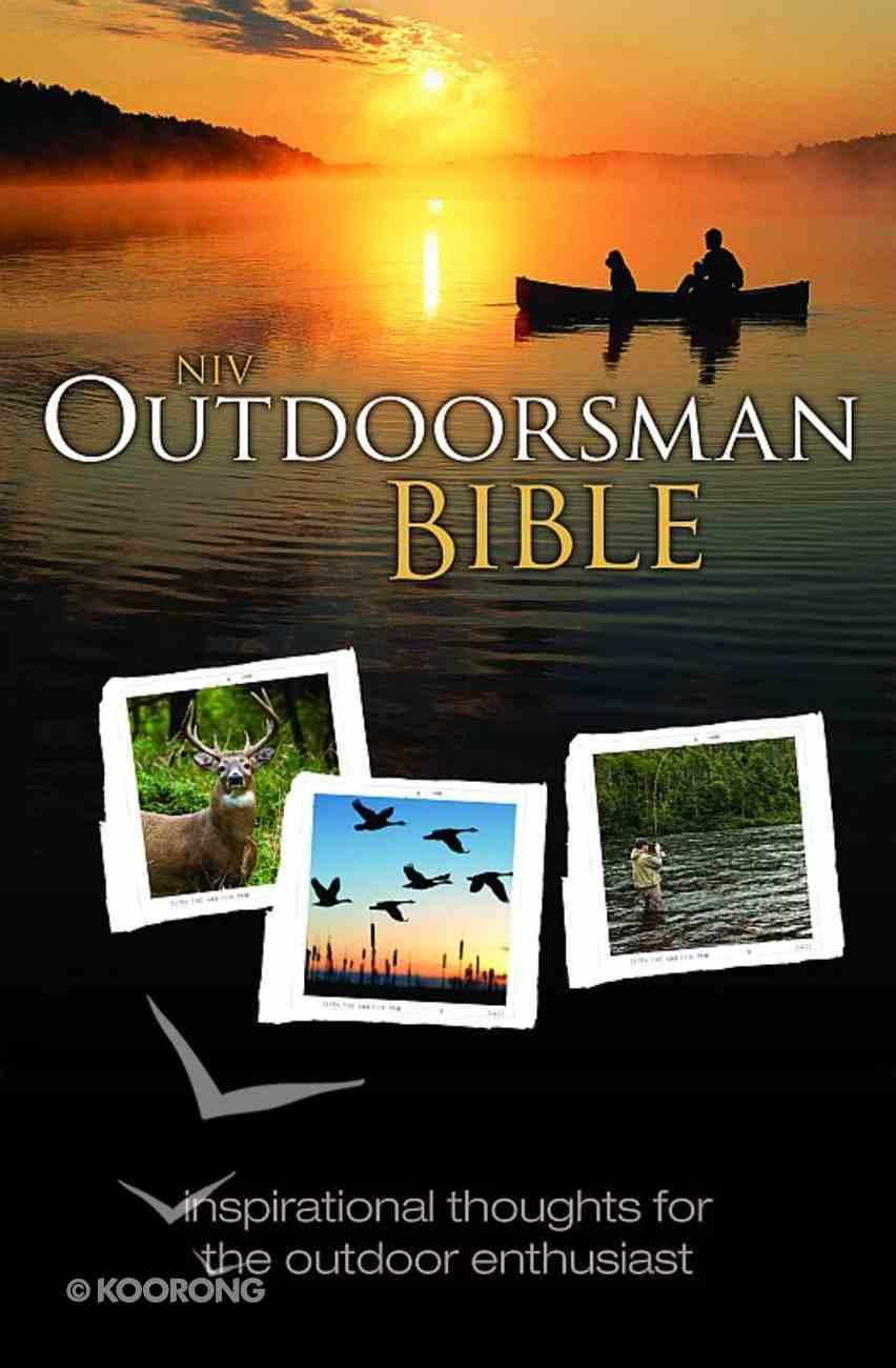 NIV Outdoorsman Bible eBook