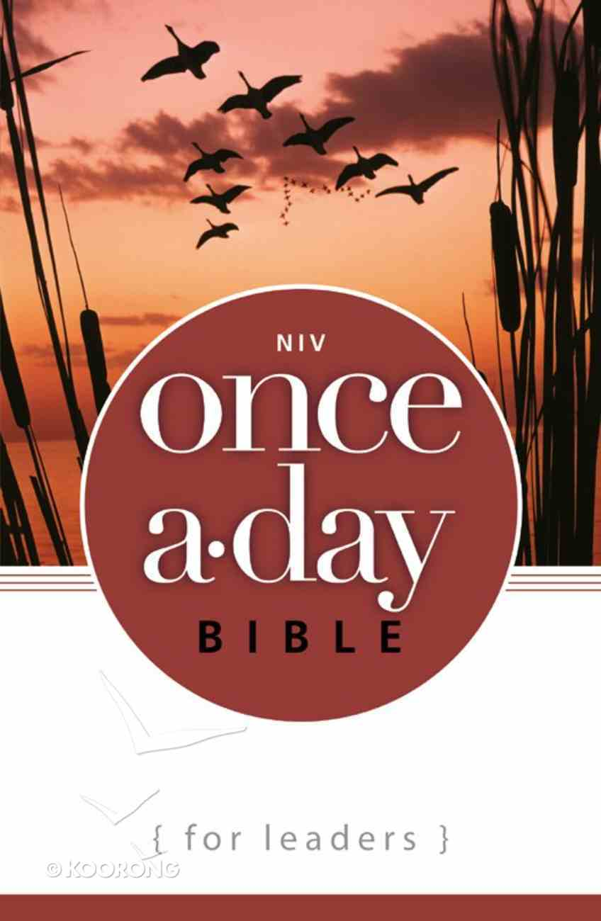 NIV Once-A-Day Bible For Leaders eBook