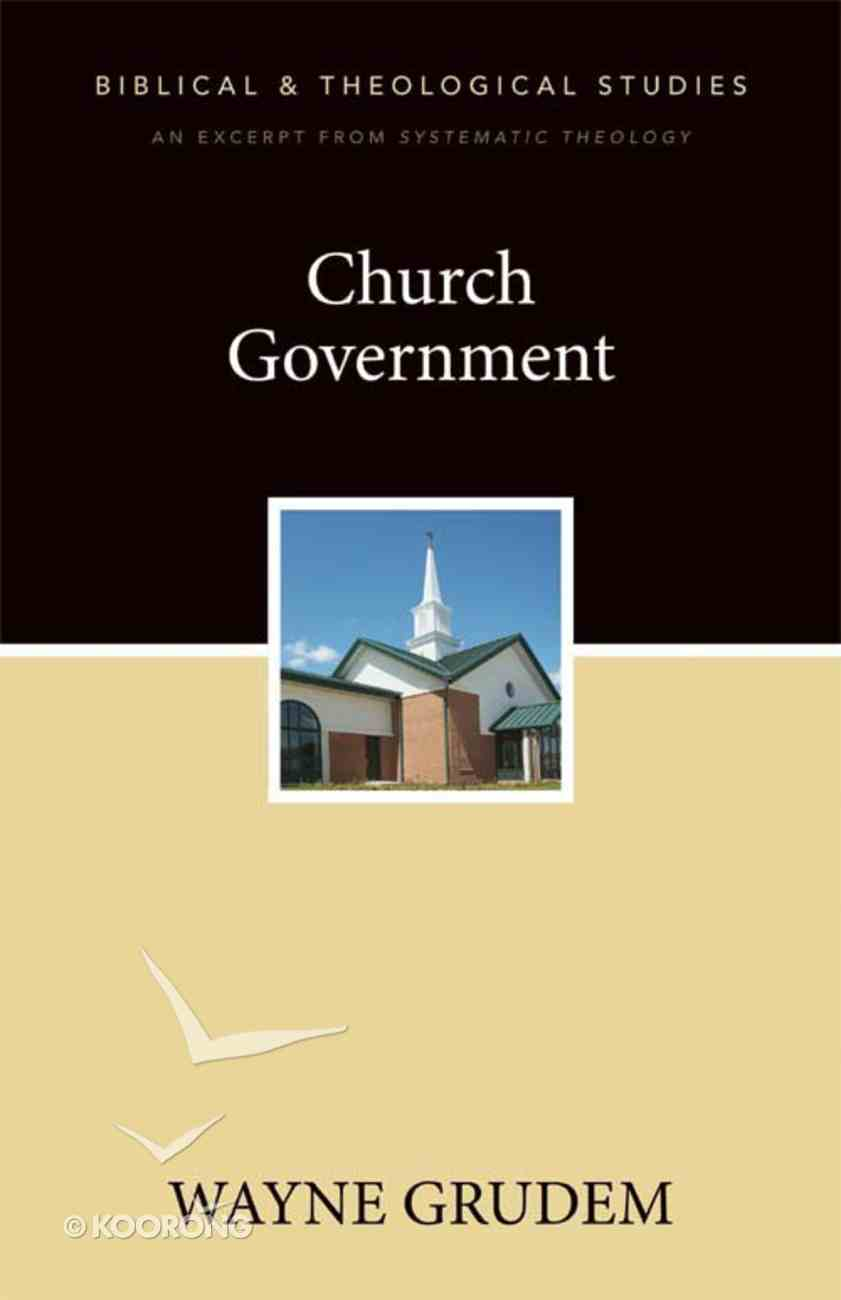 Church Government eBook
