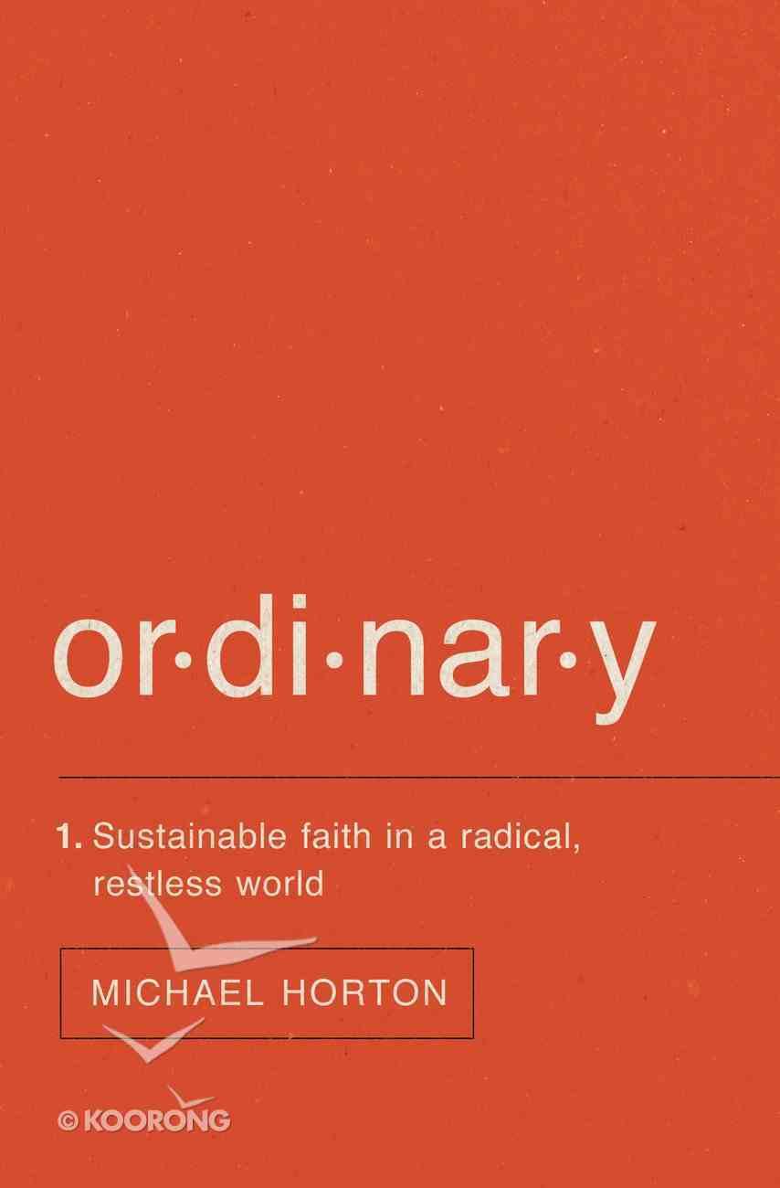 Ordinary eBook