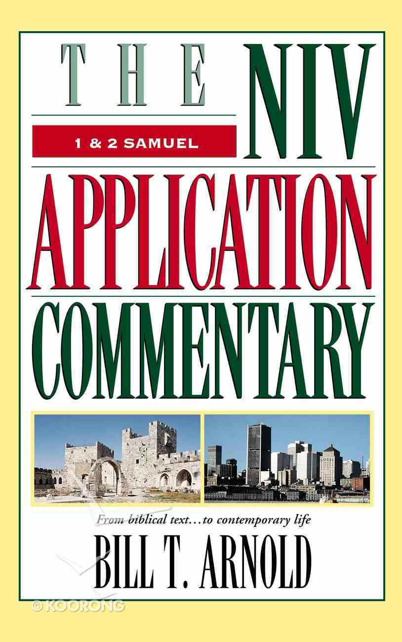 1 and 2 Samuel (Niv Application Commentary Series) eBook