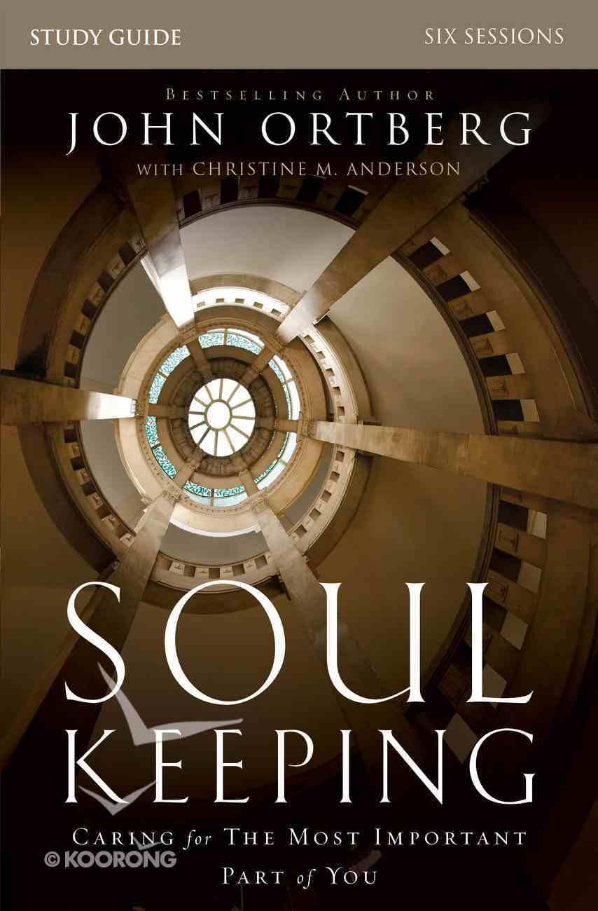 Soul Keeping (Study Guide) eBook