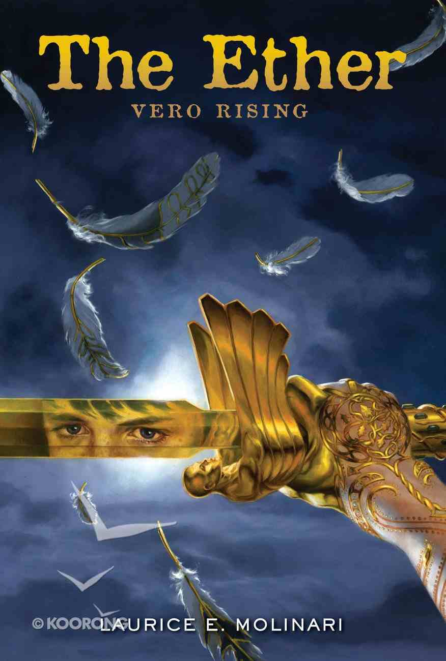Vero Rising (#01 in The Ether Novel Series) Paperback