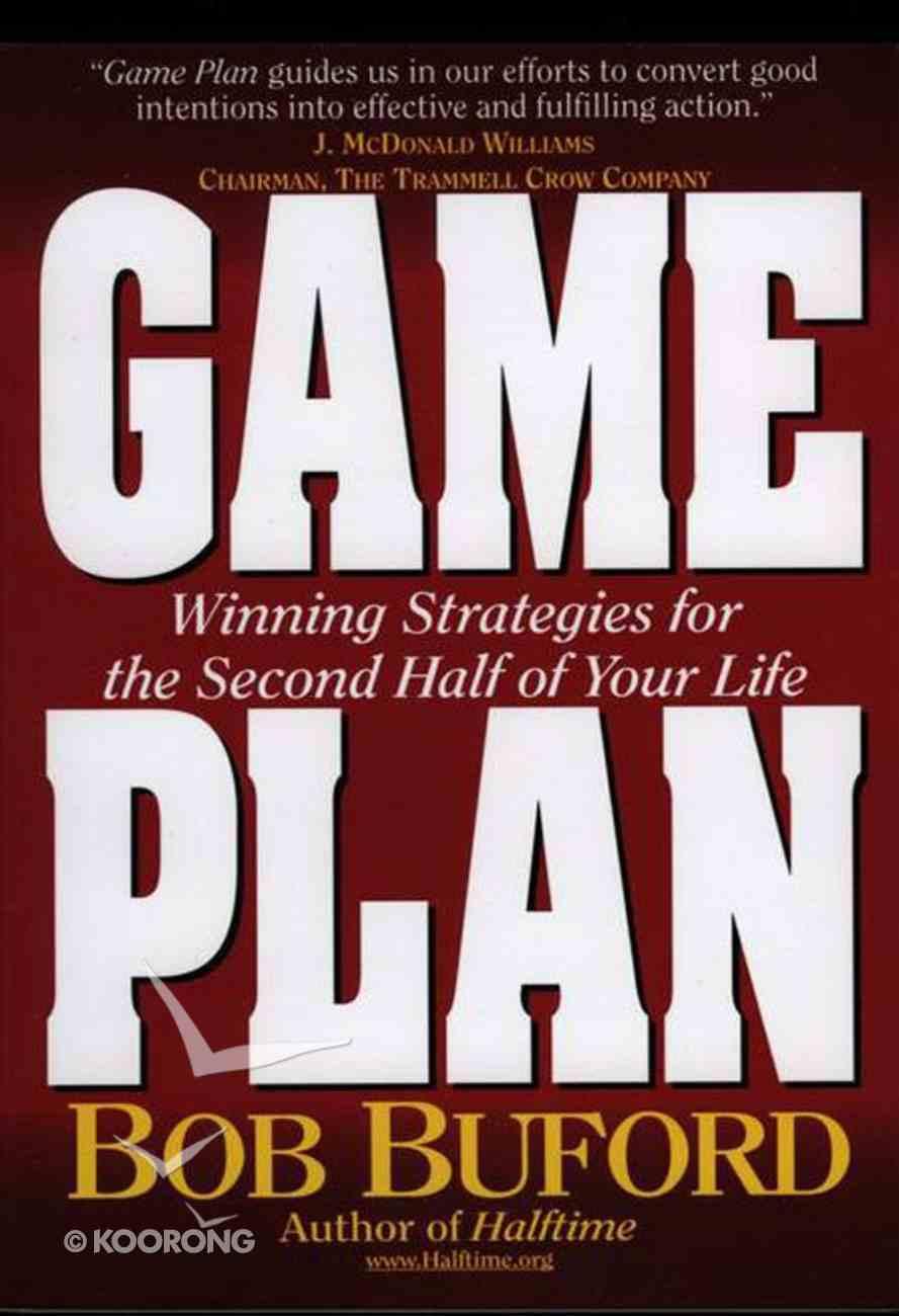 Game Plan eBook