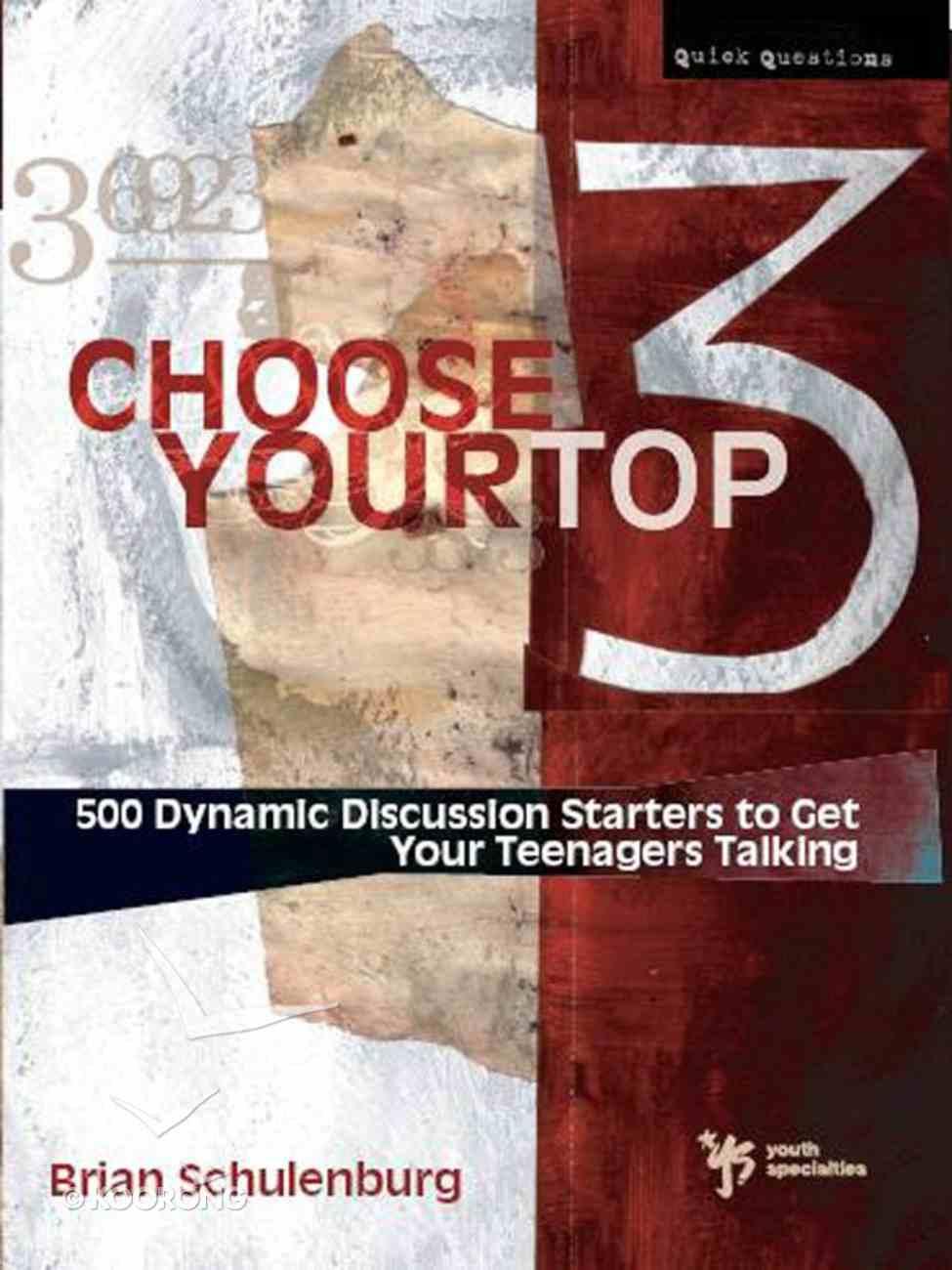 Choose Your Top Three eBook